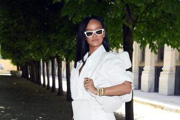 Rihanna & Ex-Billionaire Boyfriend Seem To Be Arguing While Vacationing In Mexico