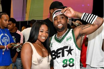 YFN Lucci Confesses His Love For Reginae Carter