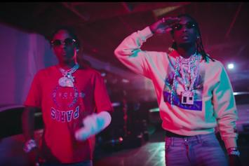 "Rich The Kid Held Captive In A Mental Institute In New ""Lost It"" Video With Quavo & Offset"
