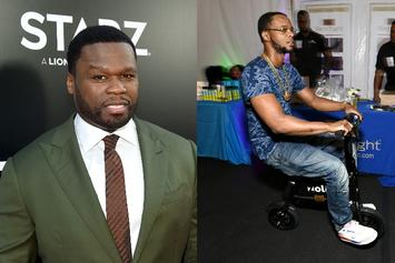 50 Cent & Papoose's Instagram War Rages On