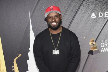 "Funk Flex ""All For"" 50 Cent & The Game's Reunion"