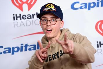 Logic Immortalizes His Favorite Albums With New Tattoos