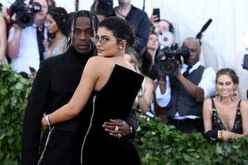 "Travis Scott On Kylie Jenner's Forbes Cover: ""Can't Be More Proud"""