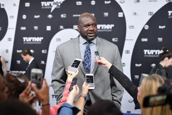 Shaq's Size Forces Atlantic City Nightclub To Rebuild DJ Booth