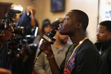 "Bobby Shmurda's Mom Shares Update From Prison: ""He Is Maintaining Great Spirits"""
