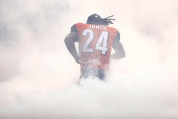 "Pacman Jones Tells Fellow NFLers ""Figure Out Another Way"" To Protest"