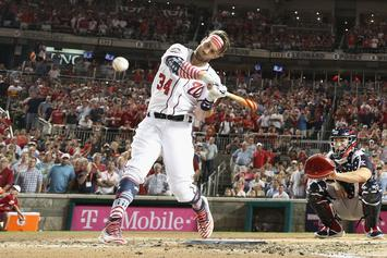 Home Run Derby 2018: Bryce Harper Wins Thriller Against Kyle Schwarber