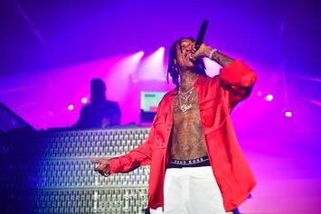 Wiz Khalifa Shows Off His Gang Room, Play Room & Studio In $4.6 Million Home