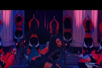 "Ciara Works It Out In ""Level Up"" Video"