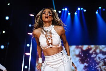 Ciara Initiates #LevelUpChallenge Dance Craze On Instagram