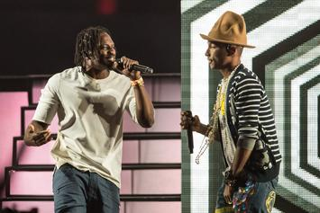Pusha T Gets Married, Pharrell Is The Best Man Plus Kanye West & Kim Kardashian Attend