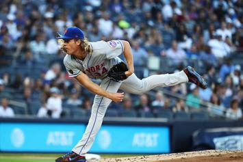 Mets' Noah Syndergaard Contracts Hand, Foot And Mouth Disease