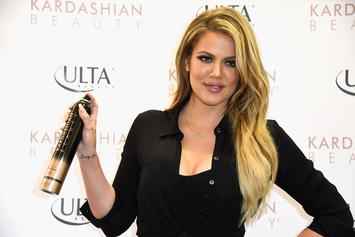 "Khloe Kardashian Responds To Being Name Dropped By Nicki Minaj In ""FEFE"""