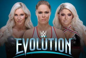 "WWE Announces ""Evolution"" All-Women's PPV"