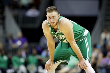 New Balance Eyeing Gordon Hayward To Relaunch Basketball Division