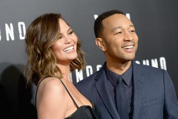 "Chrissy Teigen Reflects On Jealous ""Meltdown"" During John Legend Video Shoot"