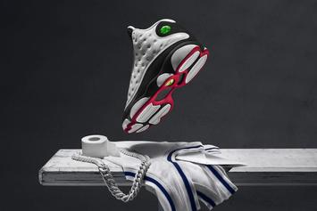 "Air Jordan 13 ""He Got Game"" Returns This Week"
