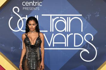 "Teyana Taylor Shares Busty ""Junie Jugzzzz"" Throwback Picture Of Herself In Lingerie"