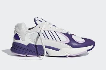 "Dragon Ball Z x Adidas Yung-1 ""Frieza"" New Images"