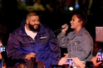 DJ Khaled Is Confident Demi Lovato Will Bounce Back Following Hospitalization