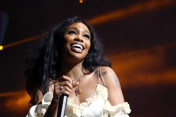 SZA Shows Off Her Curvaceous Body In New Bikini Pic