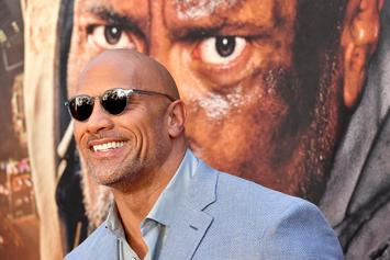 Dwayne Johnson Balls Out & Puts His Stuntman In A New Ride