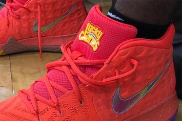 7d55eb5fc6a5 Kyrie Irving Debuts