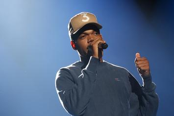 Chance The Rapper Heads To Studio After Realizing His Loose Track Is Charting