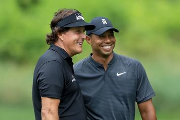 Tiger Woods, Phil Mickelson Going Head-To-Head For $10 Million
