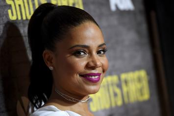 "Sanaa Lathan Shaves All Her Hair Off In New ""Nappily Ever After"" Trailer"