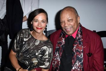 Rashida Jones On Board To Direct Netflix Doc About Father Quincy Jones