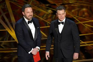 Ben Affleck & Matt Damon Reunite For McDonald's Monopoly Scam Flick