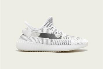 """Adidas Yeezy Boost 350 V2 """"Static"""" Rumored For This Holiday Season"""