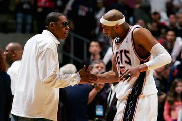 """Vince Carter Won't Ring Chase, """"90-Something Percent Sure"""" He'll Retire In 2019"""