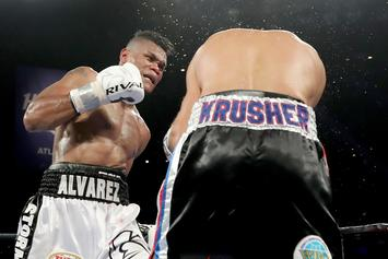 Eleider Alvarez KO's Sergey Kovalev In Boxing's Upset Of The Year