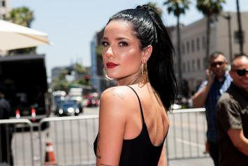 "Halsey Twerks Her ""Little"" Booty To Chance The Rapper's ""No Brainer"" Verse"