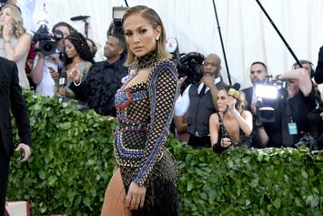 "Jennifer Lopez To Play Former Stripper Who Goes After Wall Street Clients In ""Hustlers"""