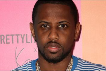 Fabolous Appears To Intimidate & Press Shiggy In Possible Confrontation