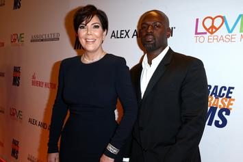 Kris Jenner Plays Coy About Rumored Engagement To Corey Gamble