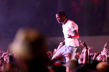 Travis Scott Shows Up Late For Osheaga Festival, Fan Files Lawsuit