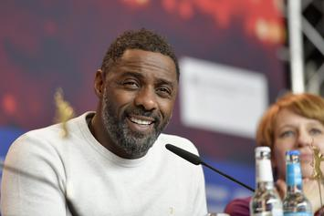"Idris Elba To Star In ""Ghetto Cowboy"" Playing Estranged Dad To His Displaced Teen"
