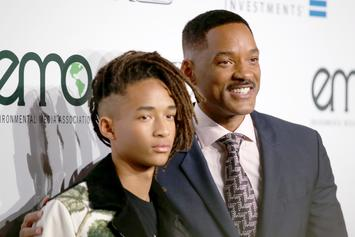 "Will Smith Watches Like A Proud Dad As Jaden Smith Opens ""KOD"" Tour"