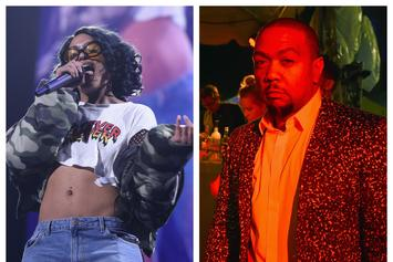 "Princess Nokia & Timbaland Collaborate On ""Erase The Hate - Official Anthem"""
