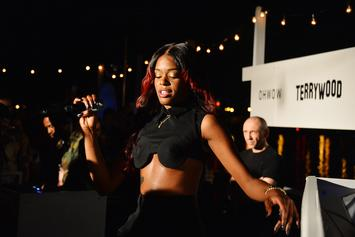 "Azealia Banks Stays At Elon Musk's Mansion ""For Days,"" Feels Like She's In ""Get Out"""