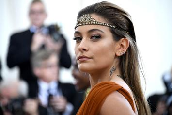 "Paris Jackson Underwent Surgery To Remove ""Golf Ball"" Abscess"