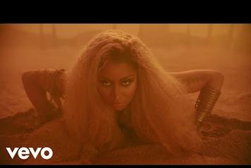 "Nicki Minaj Drops The Music Video For ""Queen"" Opener ""Ganja Burn"""
