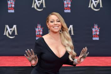 Mariah Carey Flaunts Her Banging Body & Her Shirtless Man On A Yacht