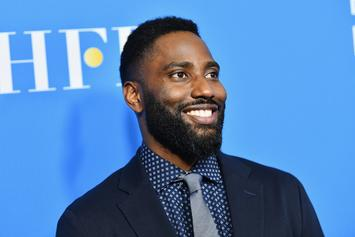 John David Washington's Mom Once Put Childish Gambino In A Chokehold