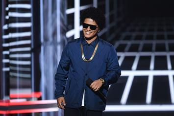 "Bruno Mars Replaces Cardi B With Ciara, Ella Mai & More On ""24K Magic"" Tour"