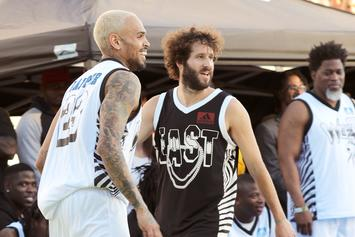 """Lil Dicky & Chris Brown's """"Freaky Friday"""" Hits Platinum Status"""